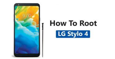 Root LG Stylo 4