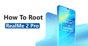 Root RealMe 2 Pro