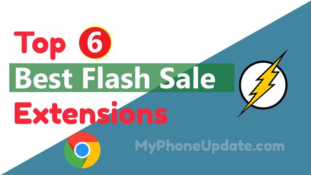 Top 6 Best Flash Sale Extensions