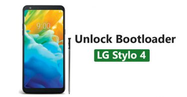 Unlock Bootloader Of LG Stylo 4