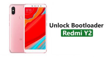 Unlock Bootloader Of Redmi Y2