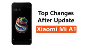 Xiaomi Mi A1 September Update Top Changes | Pro Camera Mode Feature