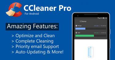 CCleaner Pro 4.10.1 Apk