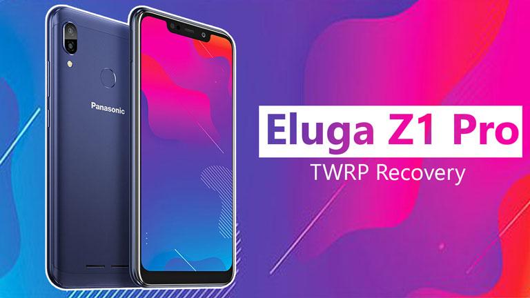 Install TWRP Recovery On Panasonic Eluga Z1 & Z1 Pro