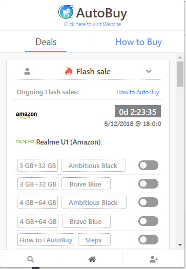 AutoBuy Flash Sale Extensions