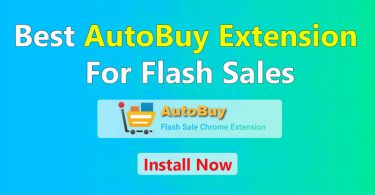 Best AutoBuy Extension For Flash Sales