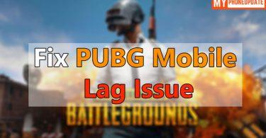 Fix PUBG Mobile Lag Issue