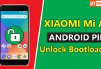 Unlock Bootloader On Xiaomi Mi A1
