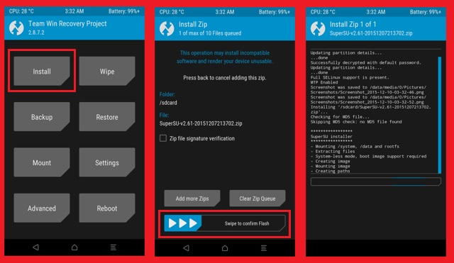 Redmi Note 7 TWRP Recovery