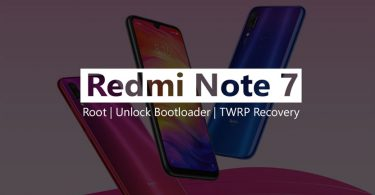 Root Redmi Note 7