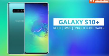 How To Root Galaxy S10 Plus