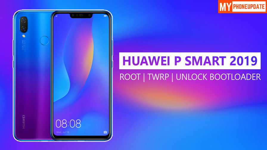 How To Root Huawei P Smart 2019