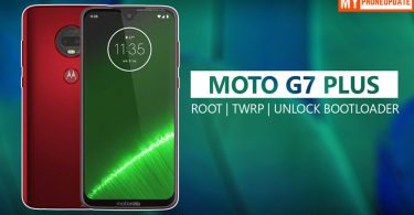 How To Root Motorola Moto G7 Plus