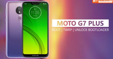 How To Root Motorola Moto G7 Power