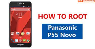 How To Root Panasonic P55 Novo