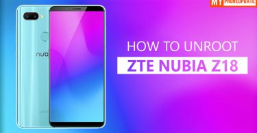How To Unroot ZTE Nubia Z18