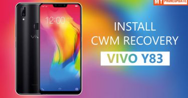 Install CWM Recovery On VIVO Y83