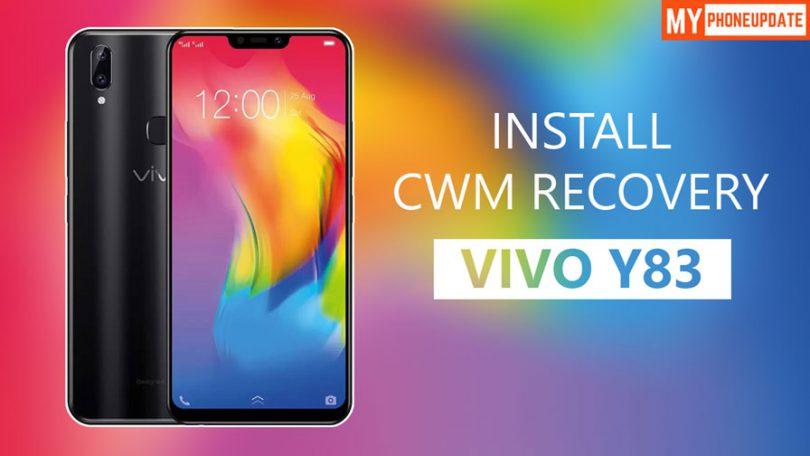 Install CWM Recovery On VIVO Y83