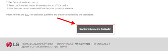 How To Unlock Bootloader Of LG G8 ThinQ {Official Method}