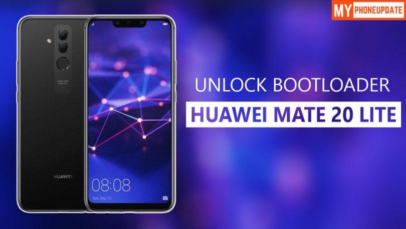Unlock Bootloader Of Huawei Mate 20 Lite