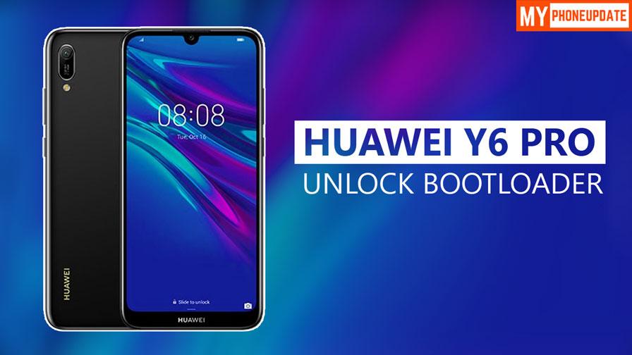 Unlock Bootloader Of Huawei Y6 Pro