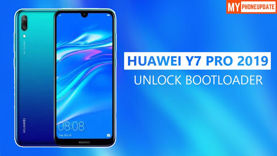 Unlock Bootloader Of Huawei Y7 Pro 2019