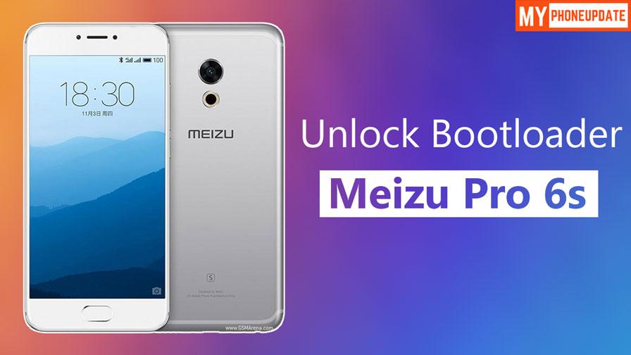 Unlock Bootloader Of Meizu Pro 6s