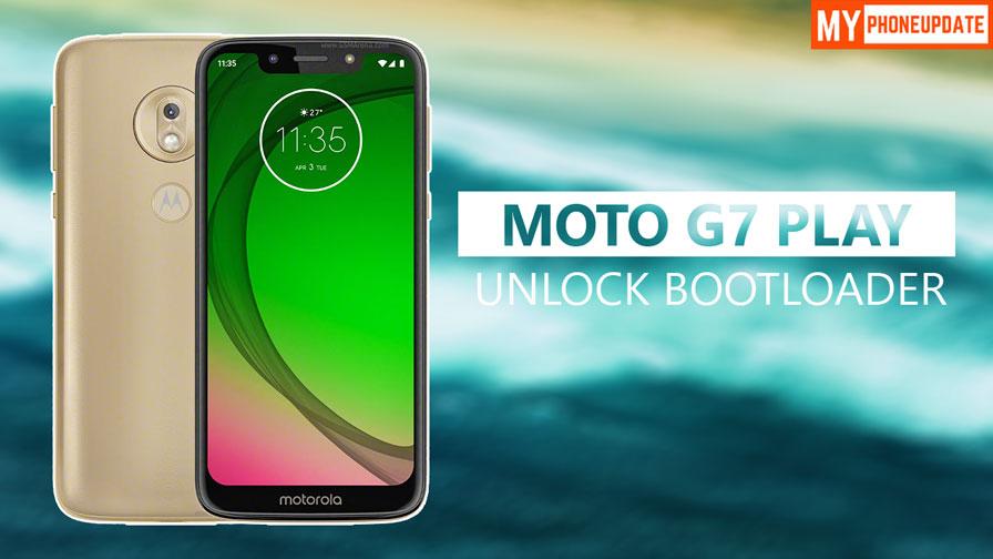 Unlock Bootloader Of Motorola Moto G7 Play