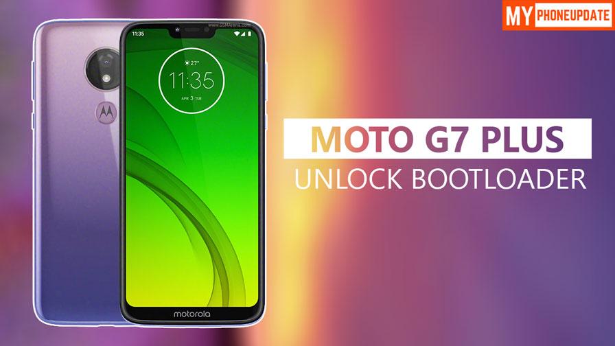 How To Unlock Bootloader Of Motorola Moto G7 Power {Official Method}
