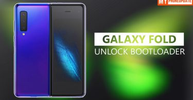 Unlock Bootloader Of Samsung Galaxy Fold