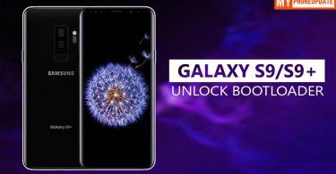 Unlock Bootloader Of Samsung Galaxy S9 Plus