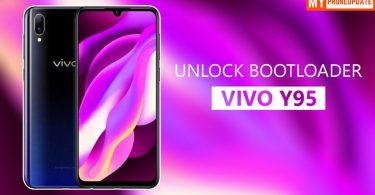 Unlock Bootloader Of VIVO Y95
