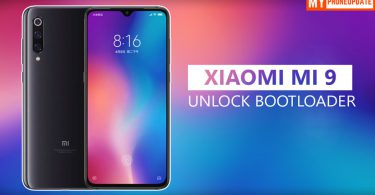 Unlock Bootloader Of Xiaomi Mi 9