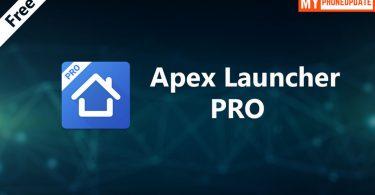 Apex Launcher Pro Apk