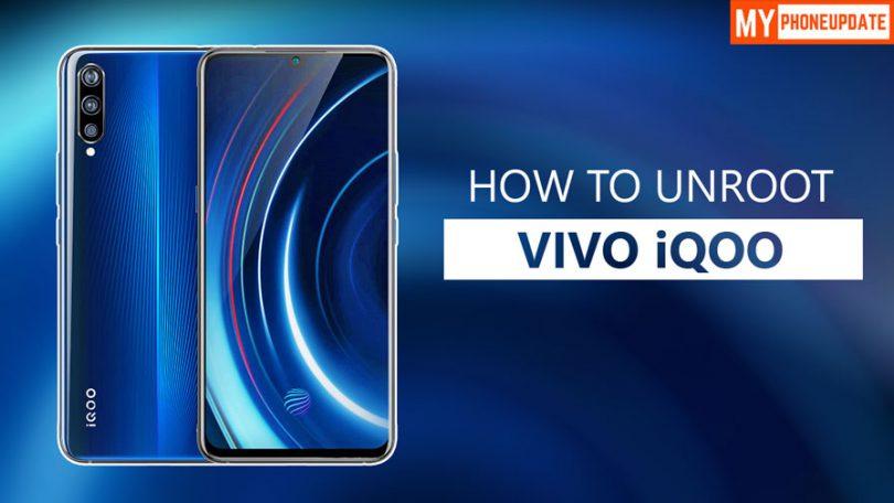 How To Unroot Vivo iQOO