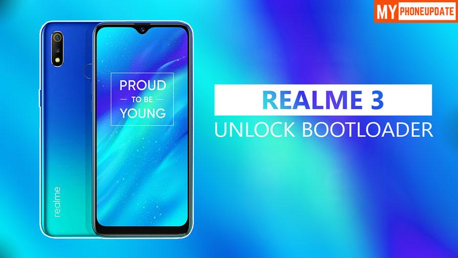Unlock Bootloader Of Realme 3