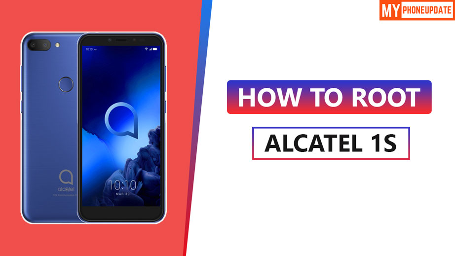 How To Root Alcatel 1s