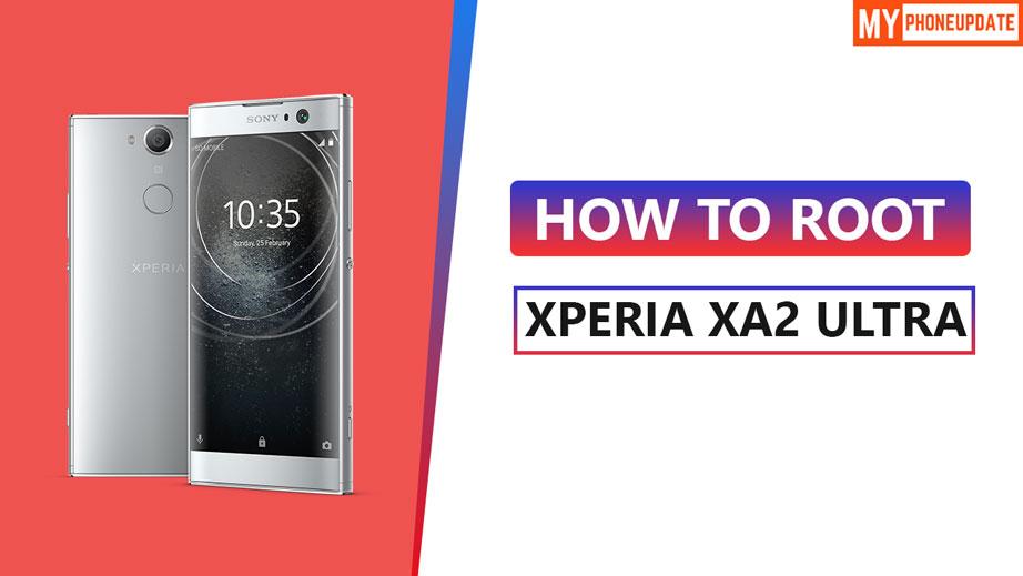 Root Sony Xperia XA2 Ultra
