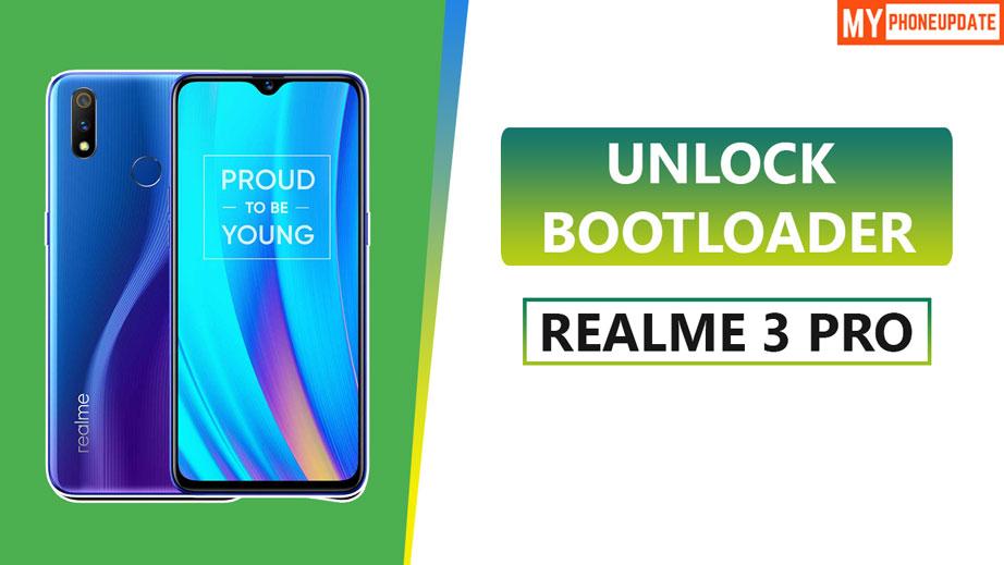 Unlock Bootloader Of Realme 3 Pro