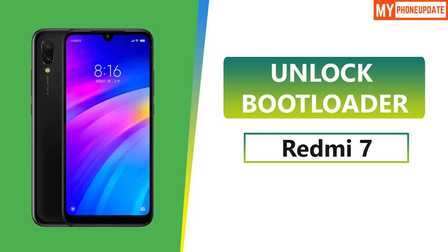 Unlock Bootloader Of Redmi 7Unlock Bootloader Of Redmi 7