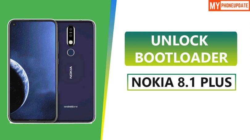 Unlock Bootloader On Nokia 8.1 Plus