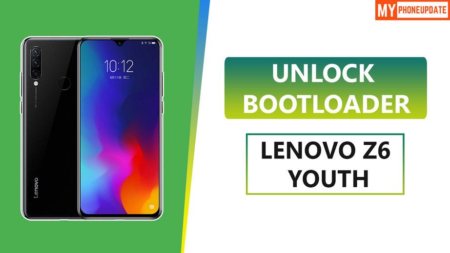Unlock Bootloader Of Lenovo Z6 Youth