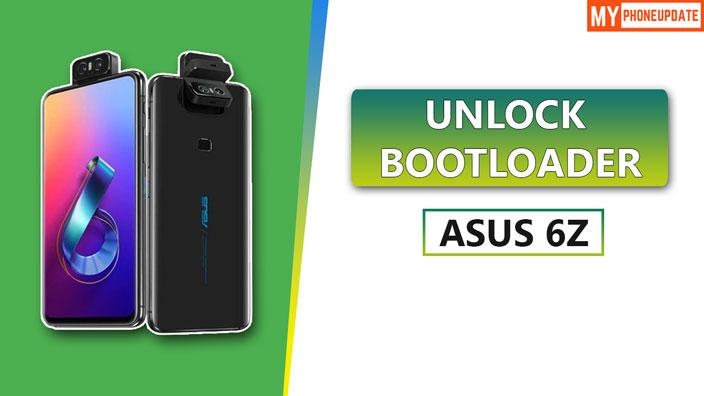 Unlock Bootloader Of Asus 6Z