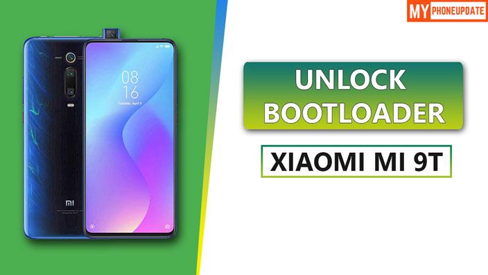 Unlock Bootloader Of Xiaomi Mi 9T