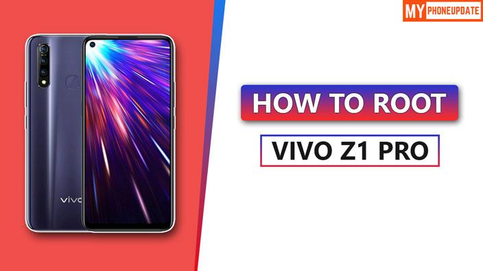 Root Vivo Z1 Pro