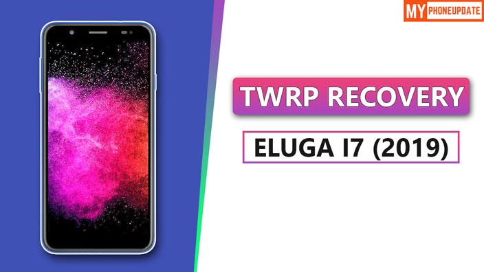 Panasonic Eluga I7 2019 TWRP Recovery