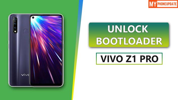 Unlock Bootloader Of Vivo Z1 Pro