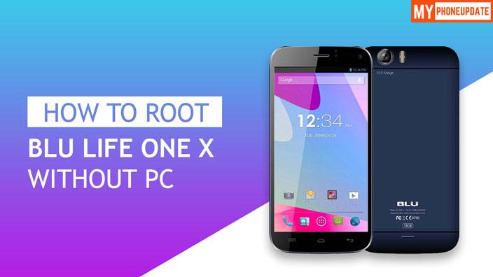 Root BLU Life One X