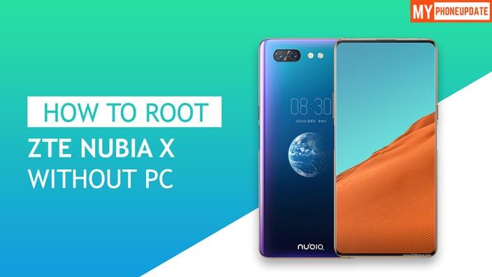 Root ZTE Nubia X